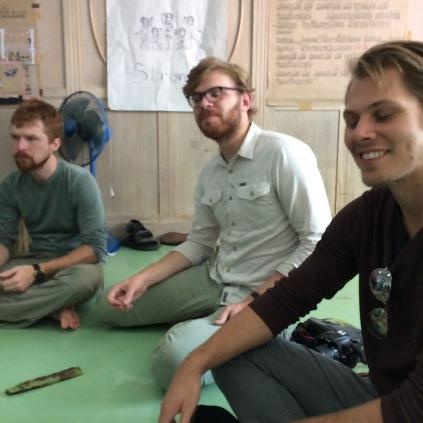 Jahrms, Ryan and Daniel
